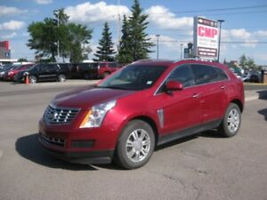 2013 Cadillac SRX Luxury- AWD- HTD Seats *Ride IN Luxury*