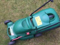 Qualcast Power-Trak 400 - Lawnmower - Electric - for Spares or Repairs