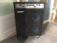 Ashdown Mag 300 bass amp £150