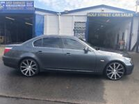 BMW 5Serious 2 L diesel automatic MOT new timing chain full-service history two keys