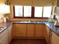 Beech Kitchen for sale