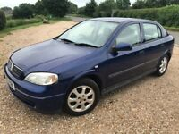 2003 VAUXHALL ASTRA CLUB 1.7 DTI - 87k MILES - MOT MAY 2019 - HPI CLEAR - 1 FKeeper-3 SERVICE STAMPS