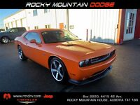 2014 Dodge Challenger SRT 6.4 L SIX SPEED MANUAL