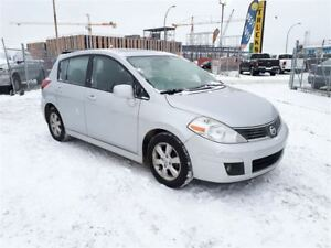 2007 Nissan Versa 1.8L 4 cyl. AC & Power Widnows/Locks