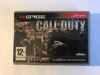 N Gage call of duty game