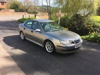 Read description - Saab 9-3 Vector Sport - New MOT with no advisories - straight car to clear