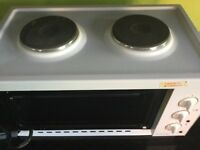 Russell Hobbs Mini Oven/Grill and twin electric hobs