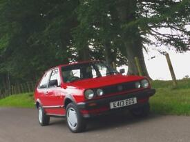 VW Polo Mk2 Coupe S not breadvan saloon gt