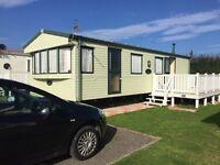 Private sale excellent price caravan east coast of Yorkshire near Bridlington, Scarborough, Filey