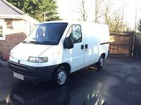 2002-02-Reg Fiat ducato 2.8 diesel only 28,000 miles new very low miles please look 28,000 miles