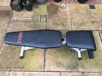 York Fitness 13 in 1 Utility Weight Exercise Bench RRP £120