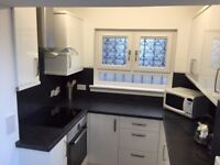 Fully Furnished Newly Refurbished Very Spacious One Bed First Floor Flat Gas Heating Double Glazing
