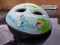[GOOD CONDITION] Children's Bike Helmet