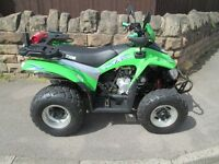 Sym track runner 200 in like brand new condition, can be ridden on a car licence.