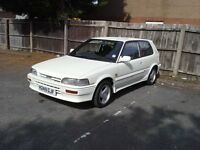 RARE TOYOTA COROLLA 1,6 GTI TWIN CAM UNFINISHED PROJECT STARTS AND DRIVES