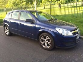 Vauxhall Astra 1.6 i 16v SXi Hatchback 5dr Petrol **Full Service History**Immaculate Condition**