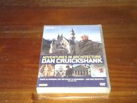 Adventures in architecture Dan Cruickshank brand new DVD.