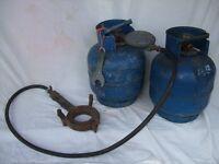 Calor Gas burner