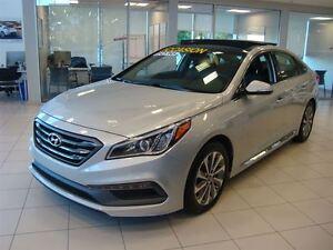2016 Hyundai Sonata Sport Tech CUIR TOIT NAVIGATION GARANTIE !!!