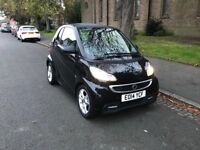 Smart Fortwo coupe Edition 21 MHD 2dr Auto