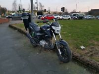 Lexmoto 125cc learner legal