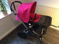 Bugaboo Cameleon pushchair stroller with extras