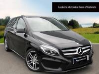 Mercedes-Benz B Class B 180 D AMG LINE PREMIUM PLUS (black) 2016-03-29
