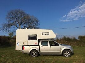 Demountable Camper - 2006 Apollo Motorhomes - Fits double-cab pickup