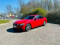BMW M Sport 320d Auto Saloon, Nav, Leather.