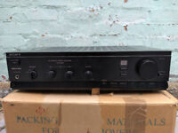 Sony Integrated Stereo Amp Amplifier TA-F200