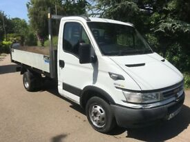 Iveco daily tipper 35c12 mwb 2.3 hdi 2007 56 reg 65000 miles