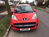 Peugeot 107, Manual, 1.0 Petrol , MOT 03/03/2018 ,Cheap runner