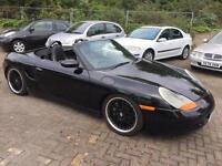 Porsche Boxter 2.7 Auto tiptronic