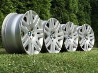 BMW alloy wheels, 18inch, 5 series, 5x120, BMW e60 e61 etc