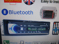 blue tooth car stereo usb