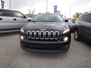 2015 Jeep Cherokee North | ONE OWNER | 4X4 | BLUETOOTH | SAT RAD London Ontario image 2