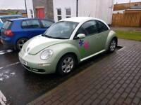 2006 1.6 Volkswagen Luna Beetle
