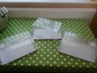 Cake Display Trays with covers