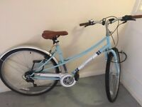 "Womans 18"" hybrid bike. Good condition. Need gone ASAP."