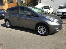Nissan Note 1.2 Acenta-2013-Very Low Mileage-Excellent Car