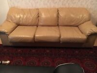 3 set sofas very clean no dents