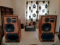 Kef 104ab Speakers