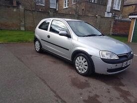 2002 Vauxhall Corsa 1.0 3dr LOW MILES