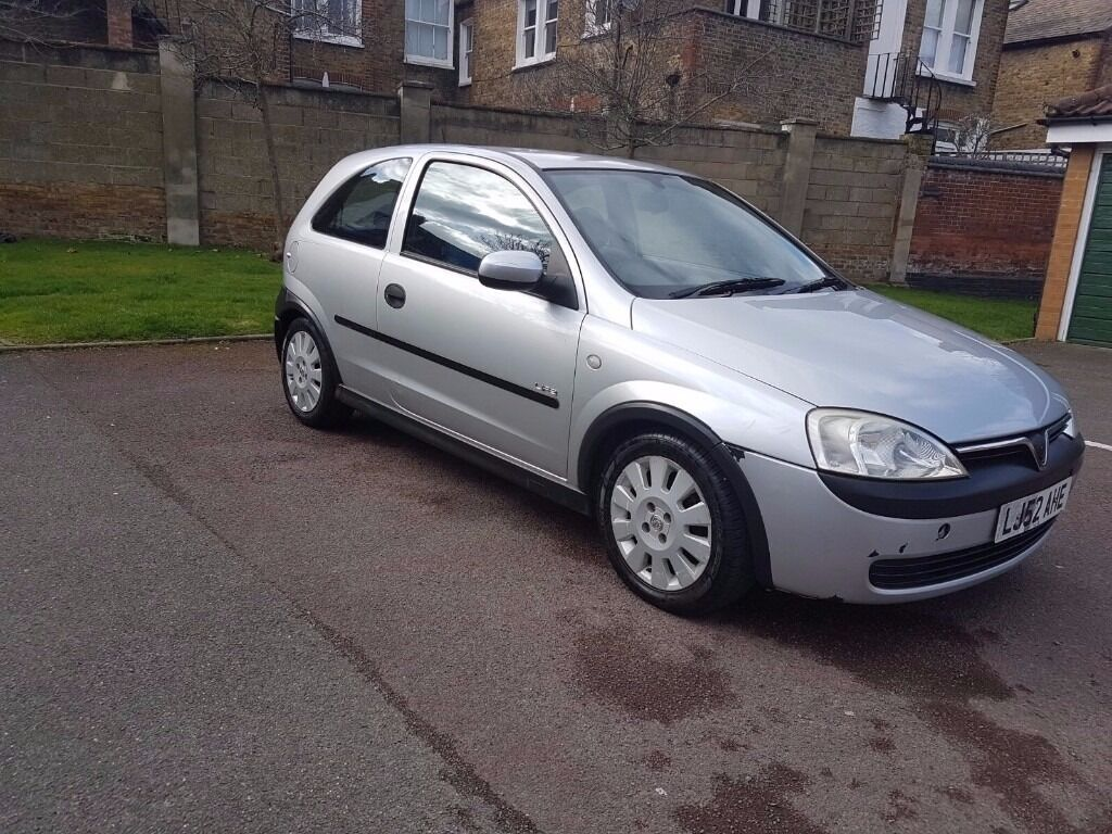 2002 Vauxhall Corsa 1.0 3dr LOW MILES