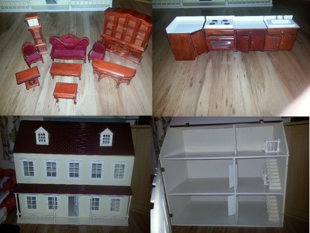 12th scale dolls house furniture and dolls house