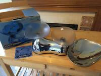 Designer set of kitchen scales - conran
