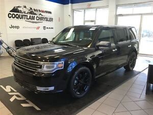 2016 Ford Flex Limited Leather Nav Sunroof