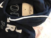 Hollister ladies hoodie medium