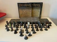Lord Of The Rings Collectors Models