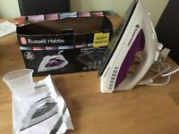 Russell Hobbs iron - £10